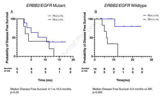 EGFR和HER2突变不可切除局部晚期NSCLC的德瓦鲁单抗巩固治疗